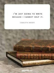 addiction to writing
